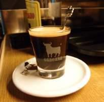 Bester Kaffee in Espressomaschine