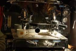 Espressomaschine Gastronomie