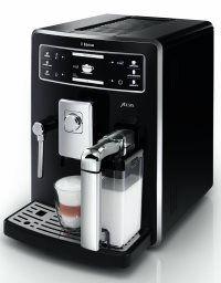 Kaffeevollautomat, der alles kann