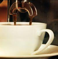 Kaffeemaschine zu Vollautomat