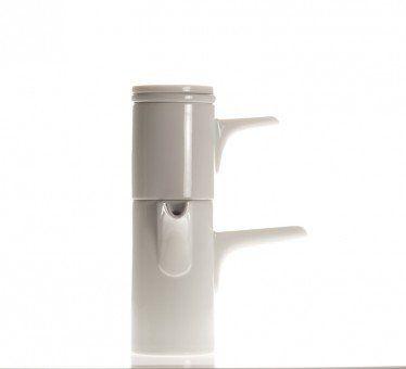 Bayreuther Kaffeemaschine aus hochertigem Porzellan