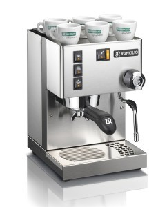 Rancilio Silvia Siebträger Espressomaschine