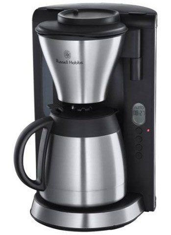 kaffeemaschine mit thermokanne von russell hobbs im test. Black Bedroom Furniture Sets. Home Design Ideas