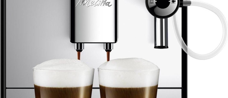 Caffeo Solo mit Milchaufschäumer
