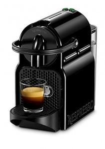Nespresso Kapselmaschine von Krups in schwarz
