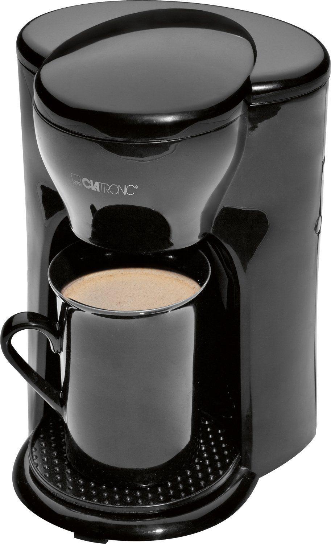 ein tassen kaffeemaschine clatronic ka 3356 im test. Black Bedroom Furniture Sets. Home Design Ideas