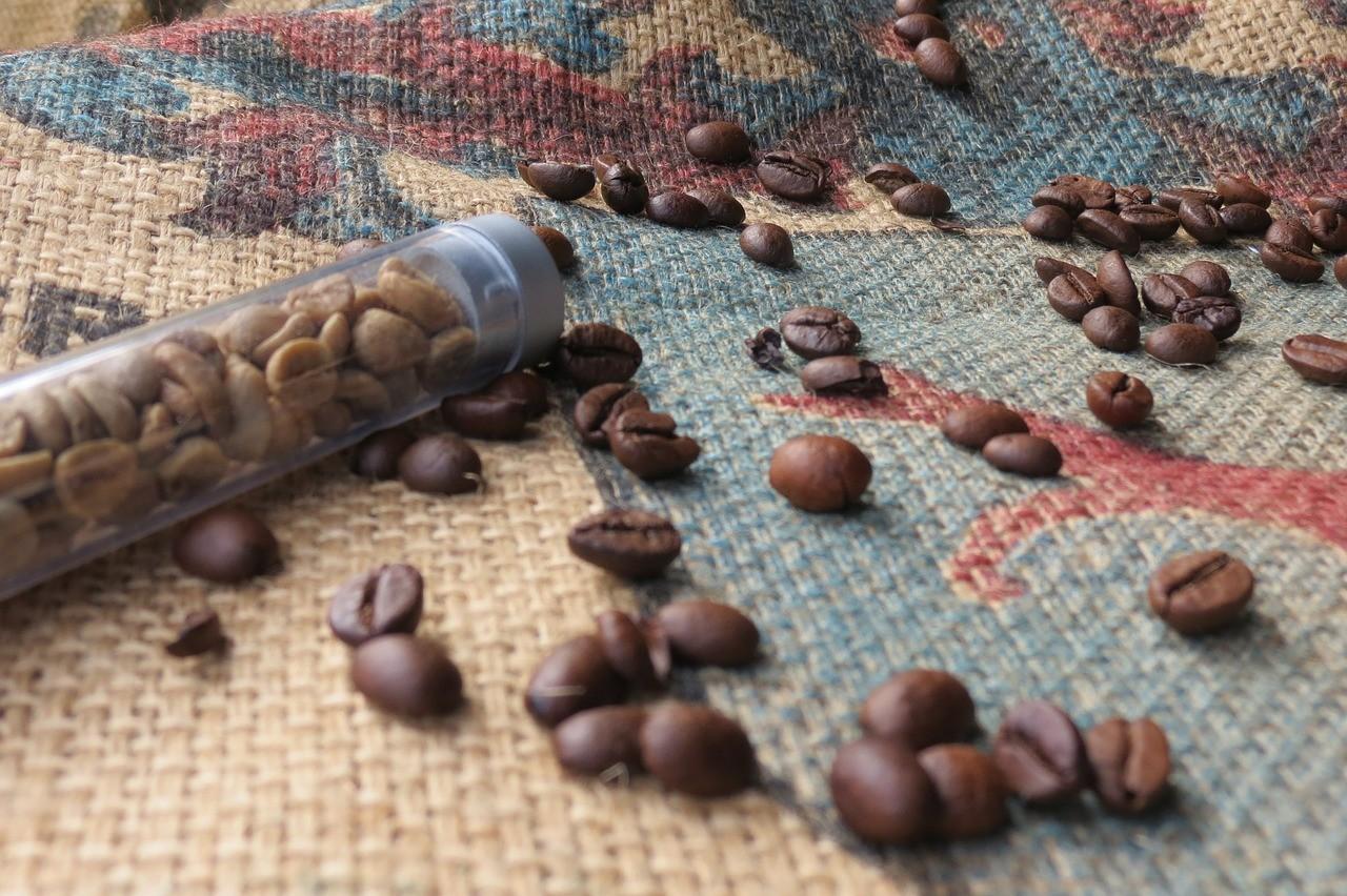 Kaffee kann man auch schnell und einfach selber rösten