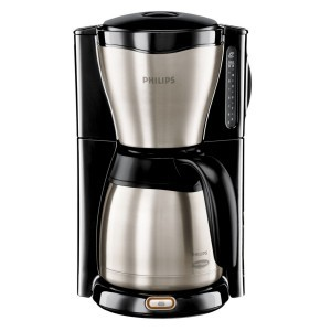 Philips HD7546/20 Gaia Kaffeemaschine mit Thermokanne