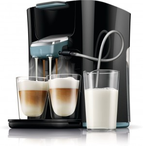 Philips Senseo HD7855/60 Latte Duo-Kaffeepadmaschine