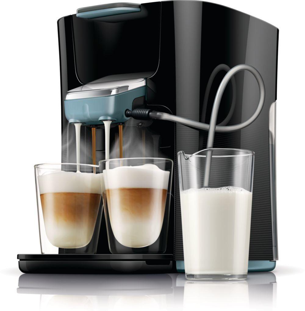 senseo latte duo von philips im test 6 preisvergleich. Black Bedroom Furniture Sets. Home Design Ideas