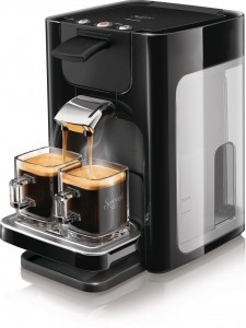 Philips Senseo Quadrante Kaffeepadmaschine