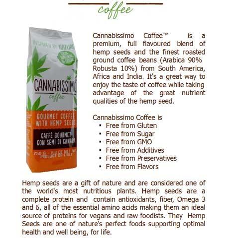 Hanf Kaffee