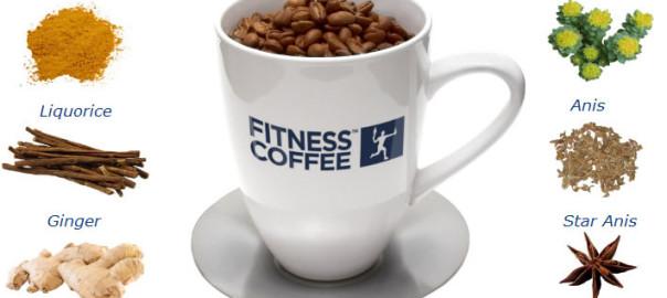Fitness Kaffee Zutaten
