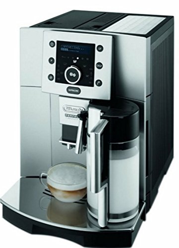 delonghi esam 5500 test und preisvergleich 2016. Black Bedroom Furniture Sets. Home Design Ideas