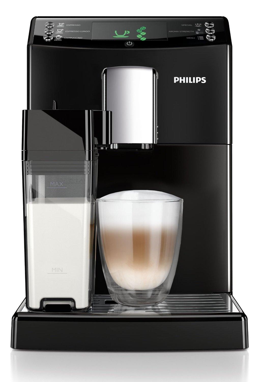 bester Kaffeevollautomat der Mittelklasse mit Milchaufschäumer