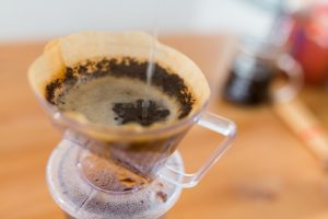 Kaffee von Hand